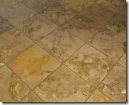 kitchen floor off familyroom