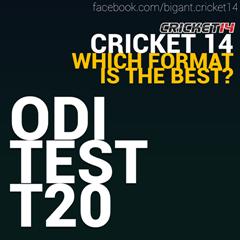 Cricket 14 Game එක ඕන කාටද?