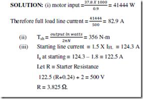 Dc Motors Part3 Electric Equipment
