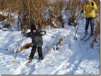 Лыжи 026