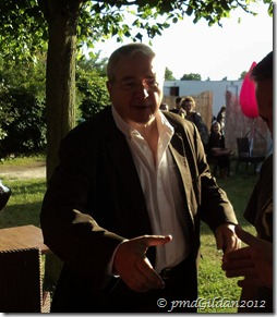 J-P Huchon, Président de la Région Île de France