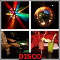 DISCO- Whats The Word Answers