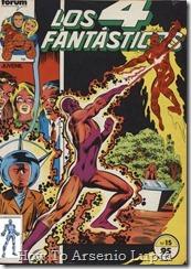 P00015 - Los 4 Fantásticos v1 #15