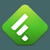 Importar marcadores de Google Reader - logo feedly