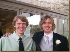 Doug and Ian