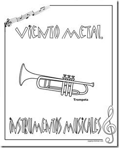 trompeta jugarycolorear 1 1 1 1