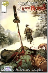 P00004 - Samurai's Blood #4 (de 6)