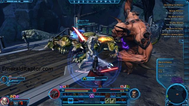 Dark Infusion - Sith Healer