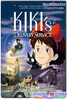 Cô Bé Phù Thủy - Kikis Delivery Service