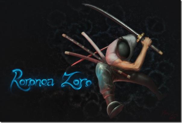 Roronoa Zoro (2)