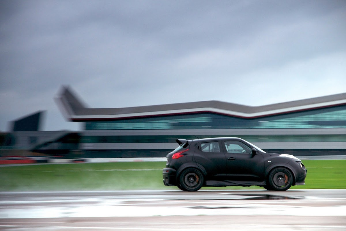 Nissan to build juke r in limited numbers will be more powerful nissan juke r14 vanachro Gallery
