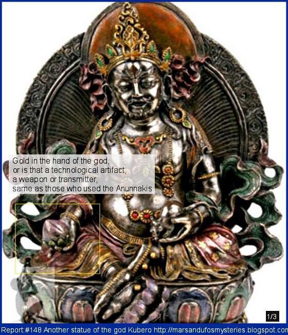 statue god Kubero_2