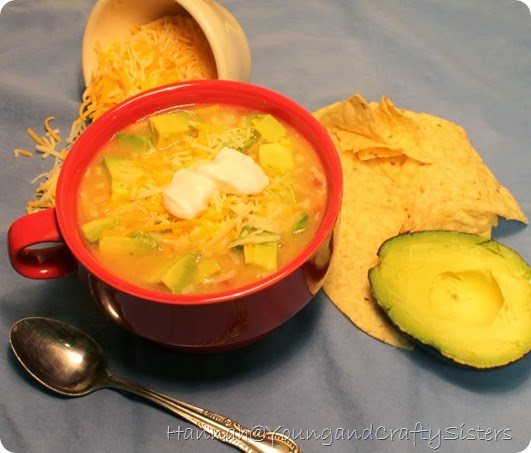 5 Can Tortilla Soup
