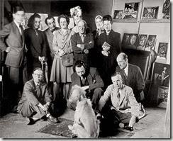 Répétition du Désir attrapé par la queue chez Picasso (1944)