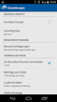 Screenshot of Android-Hilfe.de App