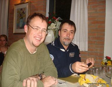Michael & Massimo