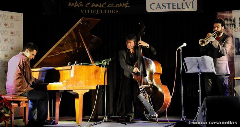 Horacio Fumero Trio, Vilafranca del Penedès 2012