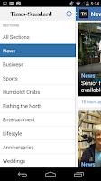Screenshot of Eureka Times-Standard