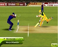 Descargar Cricket T20 Fever 3D para celulares gratis