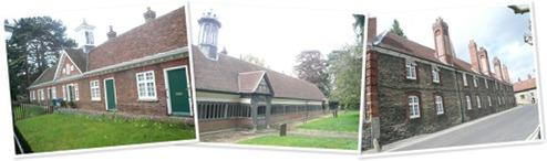 View almshouses, Abingdon