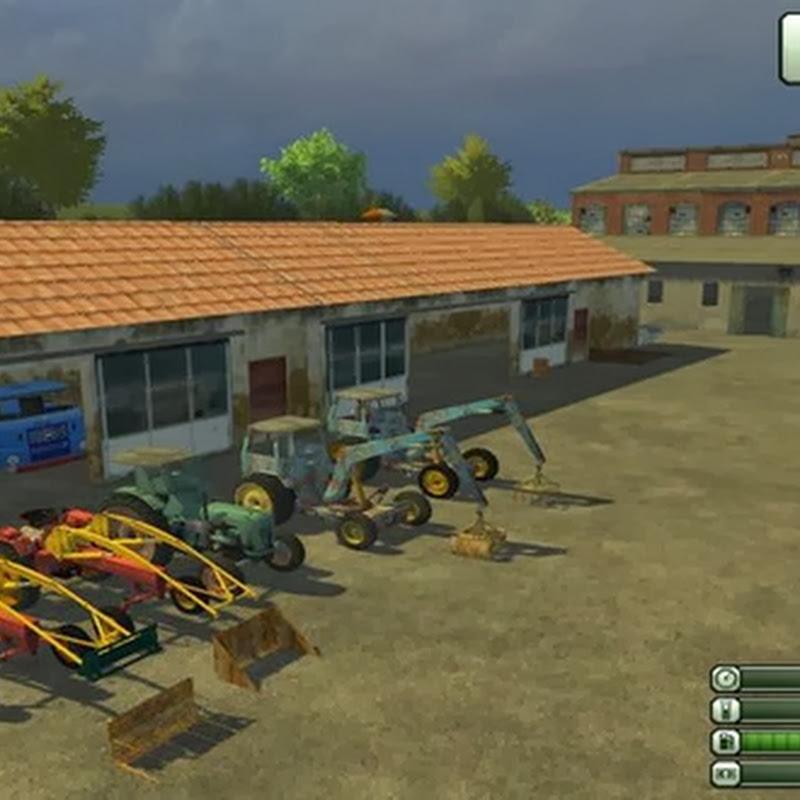 Farming simulator 2013 - Ostalgiepack V Beta1