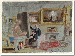 800px-Two_Artists_in_the_Old_Library,_Washington_Allston's_Picture,_'Jacob's_Dream',_Hanging_over_the_Fireplace_('The_Artist_and_the_Amateur')