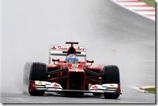 Alonso conquista la pole del gran premio di Gran Bretagna 2012