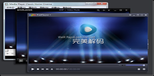 Pure Codec Player Build 2013.8.31