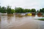 Hochwasser in Döbeln 03.06.2013