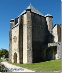 Torre de la Sala Capitular - Panteón de Sancho el Fuerte