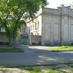 Здание Старой синагоги в Николаеве. Современное состояние