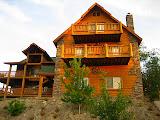 House of a Romanian at Big Bear