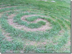spiral lawn