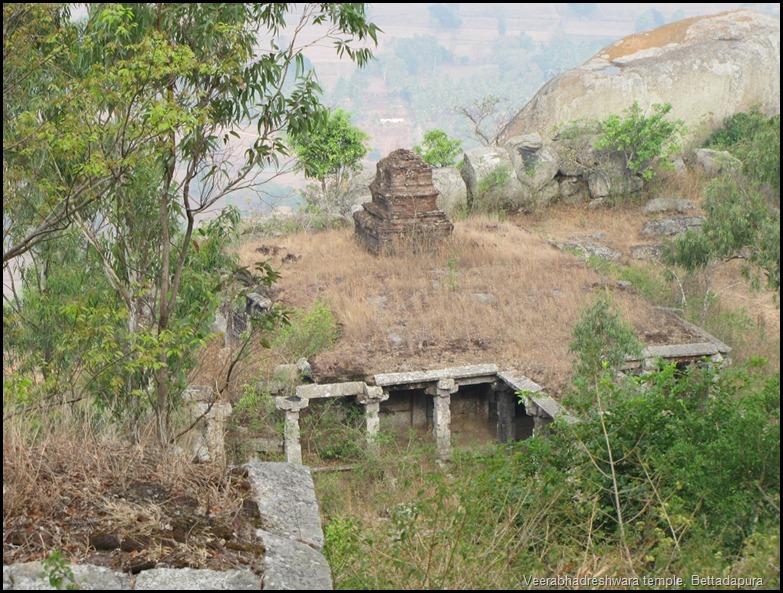 Veerabhadreshwara temple, Bettadapura