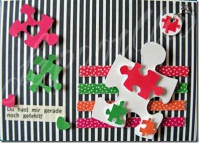 puzzlekarte