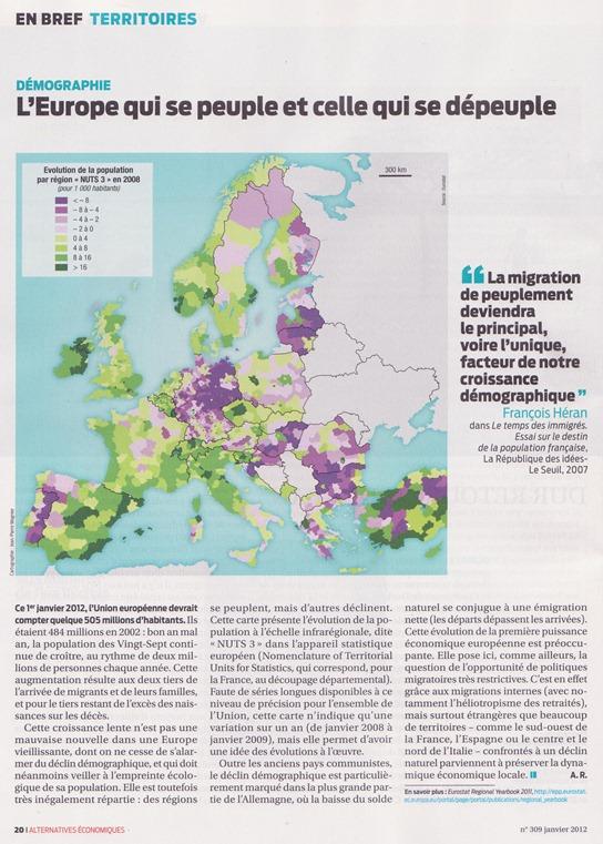 migracion en Euròpa