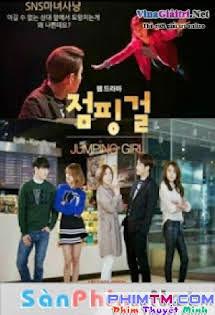 Jumping Girl - Gái Nhảy Tập 15 16 Cuối