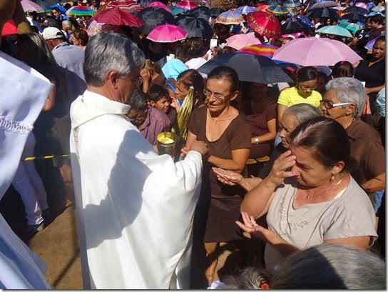 Festa 2013 - São Francisco de Assis - Paróquia do Junco (86)