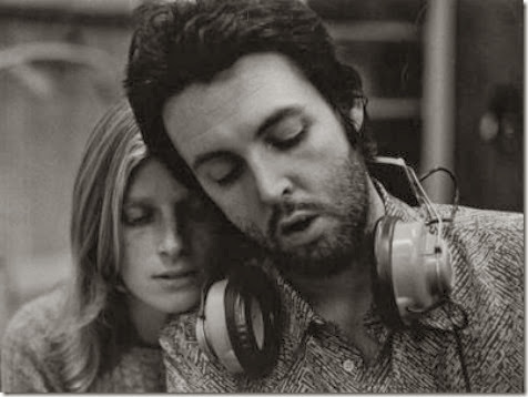 Paul  Linda McCartney 3062