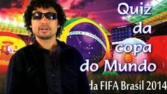 Quiz da copa do mundo de 2014