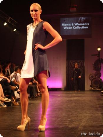 Raffles Graduate Fashion Show 2012 - Junction - Men & Women's Wear Collection  (10)