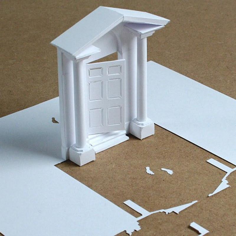 10 Amazing Papercraft Design Artists