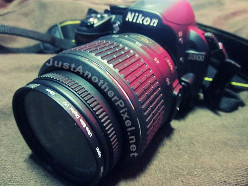 My Nikon D3100 DSLR camera - JustAnotherPixel.net