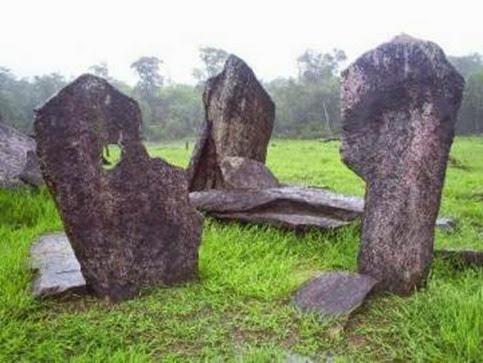 Parque Arqueológico do Solstício, Calçoene - Amapà