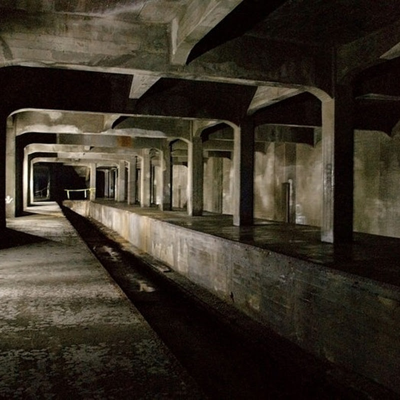 Cincinnati's Abandoned Subway