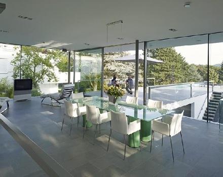 diseño-interior-comedor-casa-Puristische-Villa
