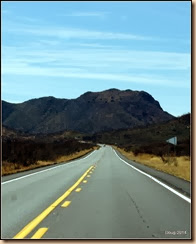 Hwy 80 to Bisbee