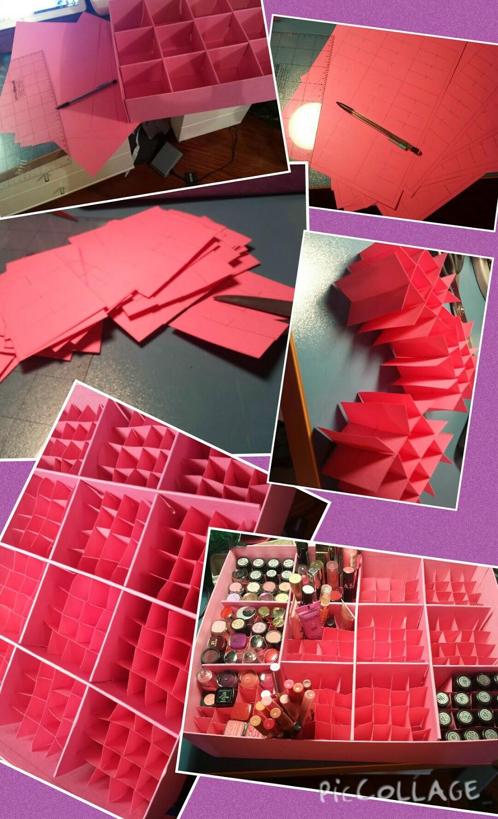 Piggy beauty porta rossetti fai da te for Porta capsule fai da te