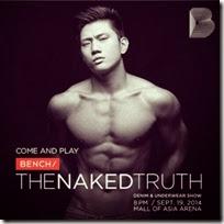 Bench TheNAKEDTruth - Jeron Teng