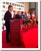 Presentación WPT 2014 Circuito Profesional Pádel